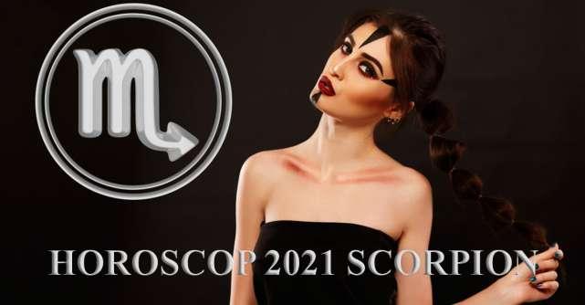 Horoscop 2021 SCORPION: furtuni emoționale, câștiguri financiare și evoluție spirituală