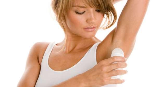 5 deodorante BIO - ingrediente naturale fara efecte toxice