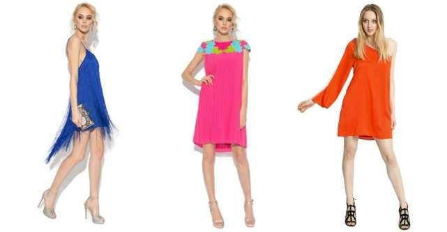 Ce haine in culori tari purtam in sezonul cald
