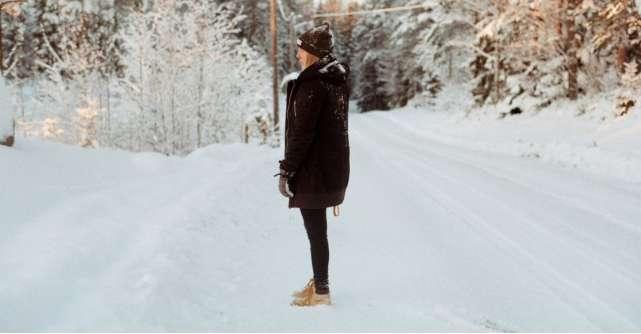 Geci groase și paltoane de iarnă: modele cool și chic de Black Friday 2018
