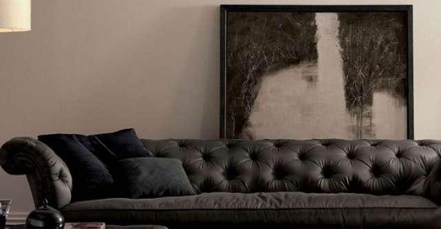 Eleganta nemuritoare: 25 de piese de mobilier in culoarea negru