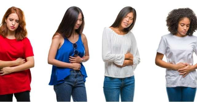 Crampele abdominale: când ar trebui să mergem la medic?