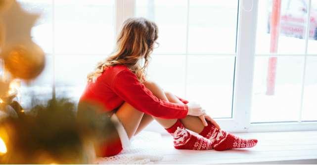 Cele mai frumoase pulovere si bluze rosii pentru sarbatori