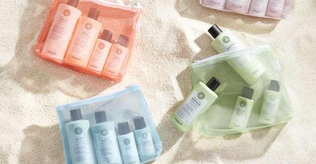 Maria Nila Beauty Bags -Alături de tine pentru viitoarele aventuri de vară