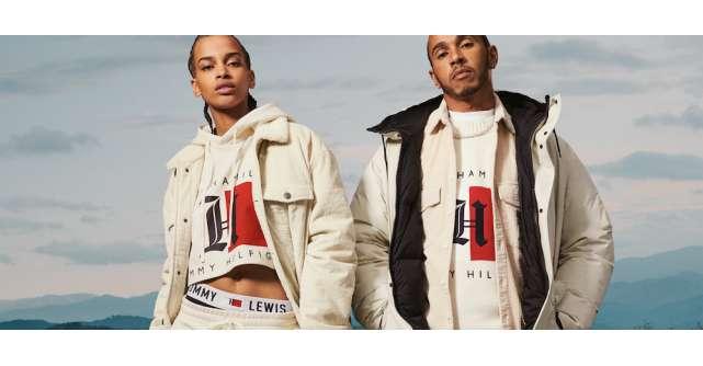 Tommy Hilfiger și Lewis Hamilton continuă dezvoltarea mesajului Style for All
