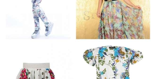 Pretty in print: Haine cu imprimeuri florale