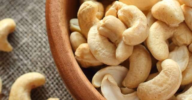 Nucile de CAJU: uimitoare beneficii MEDICALE