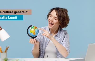 Test de cultura generala: Geografia Lumii