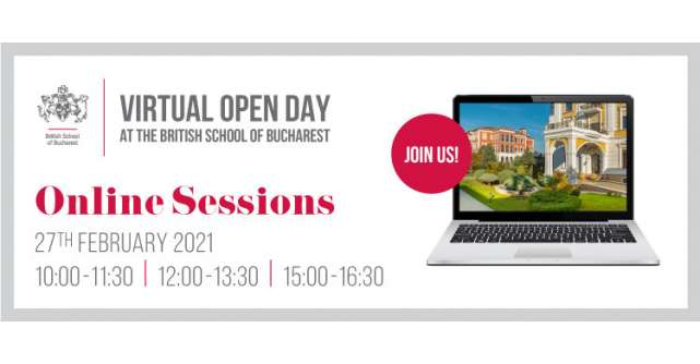 BSB Virtual Open Day