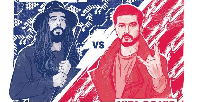 Red Bull SoundClash prezintă Bătălia de la Polivalentă: Subcarpați vs. Vița de Vie