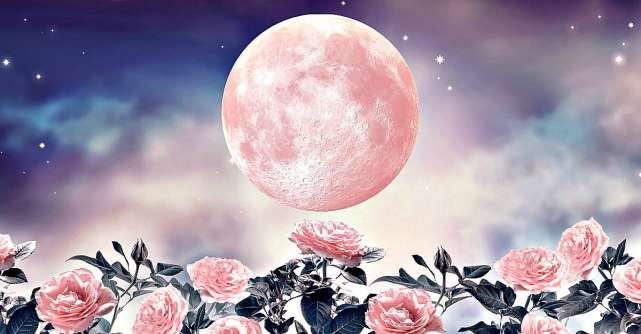 Prima Lună Plină a primăverii de pe 7 aprilie vine să ne vindece și să ne ocrotească