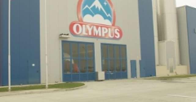 Olympus inaugureaza oficial cea mai mare si moderna fabrica de lactate din Romania