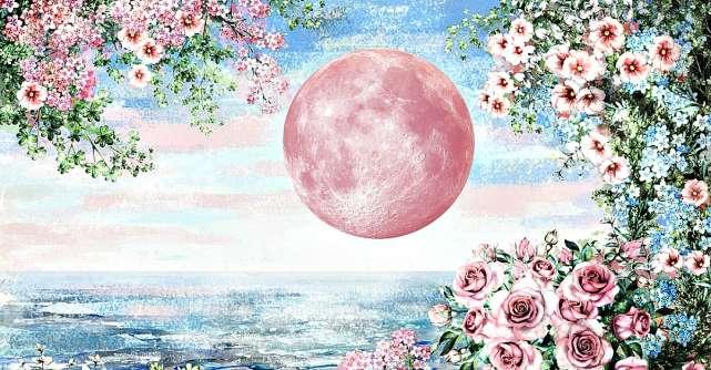 Prima Lună Plină a Primăverii vine cu o lecție importantă pentru fiecare zodie în parte