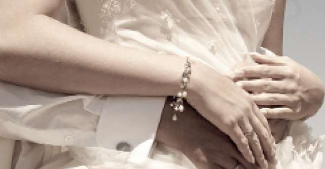 Foto: Iata aici rochia de mireasa din Twilight