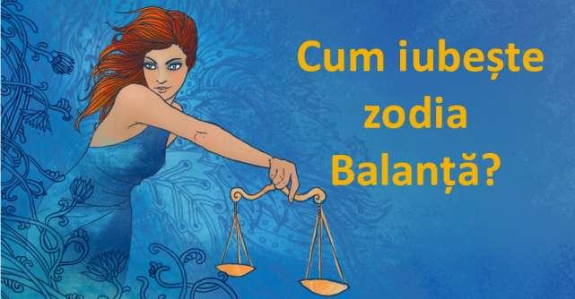 Cum iubeste zodia Balanta?