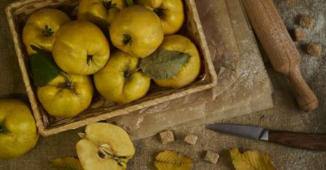 Gutuile, fructele de toamnă benefice pentru sănătatea ta
