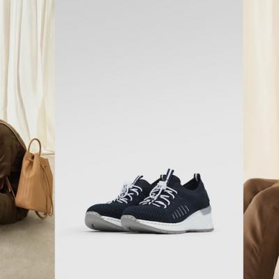 Sneakers de damă -nu numai pentru stilizări sportive