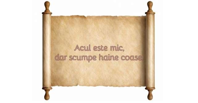 Proverbe românești pline de învățăminte