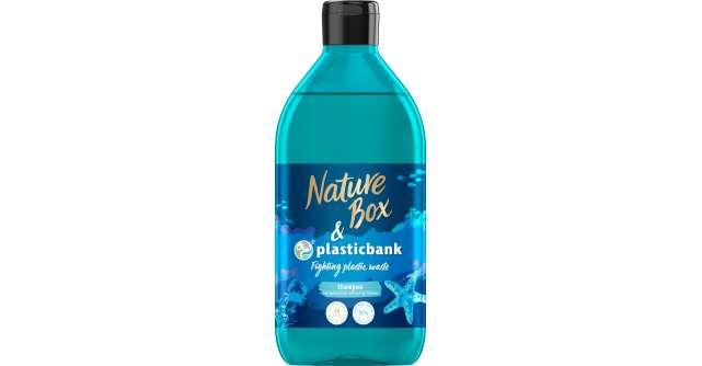 Nature Box lansează o ediție limitată de produse cu ambalaje 98%* din plastic social