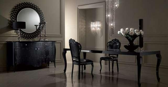 16 piese de mobilier si accesorii in stilul gotic modern