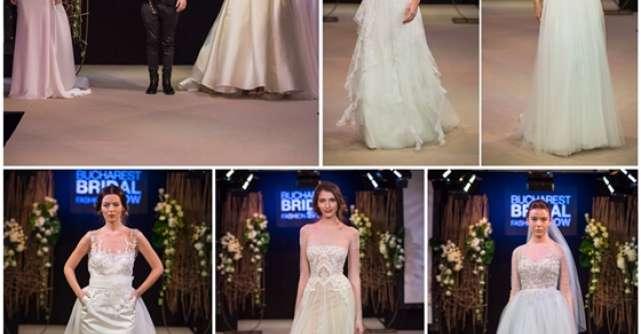 Bucharest Bridal Fashion Shows, un regal al rochiilor de mireasa