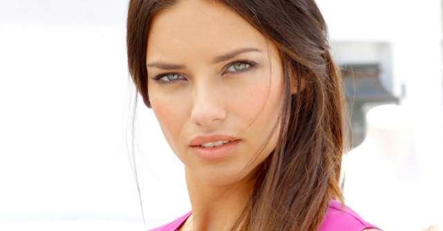 Chirurgia estetica transforma frumusetea in perfectiune! Cazul Adriana Lima