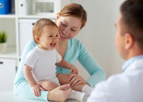 Alergia la ou a bebelușilor și copiilor mici: simptome, diagnostic, tratament si contraindicatii vaccinare