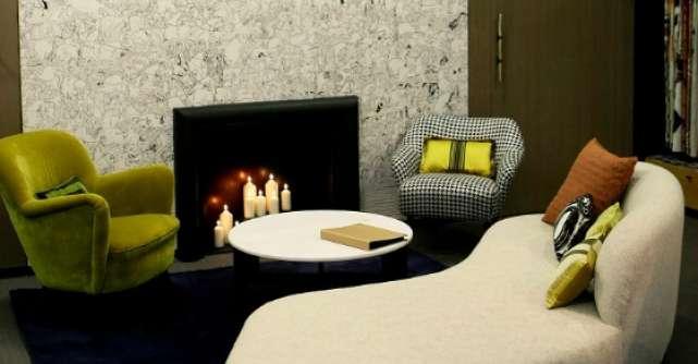 Agentia de design interior Pascal Delmotte: pentru o casa rafinata, plina de idei, arty si cool