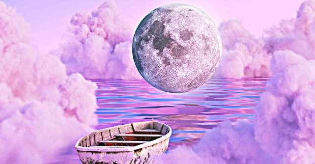 Luna Plină de pe 23 iulie ne învață să ne detașăm emoțional de tot ce nu putem controla. Renaștem din propria cenușă