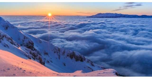 9 Locuri din Romania in care iarna este MAGICA