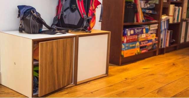 Piese de mobilier modular: creeaza-ti casa de vis!