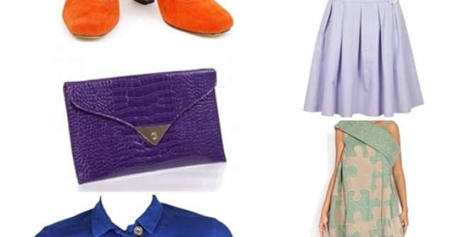 Shoppingul curcubeului: 50 de piese vestimentare pentru o toamna unica