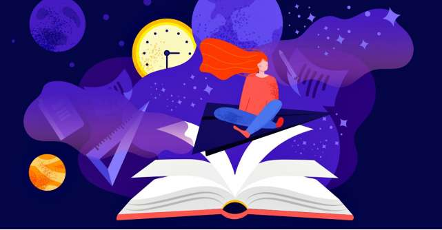20 de cărți self help care te vor ajuta să îți transformi viața
