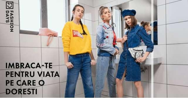 """Fashion Days își schimbă """"outfitul"""" – o nouă poziționare, o nouă identitate, un nou Fashion Days"""
