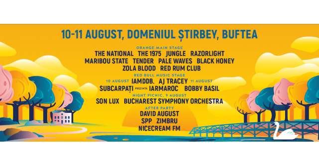 Ghid de festival pentru Summer Well 2019
