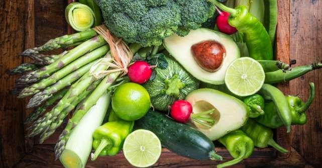 Fructe si legume cu zero calorii