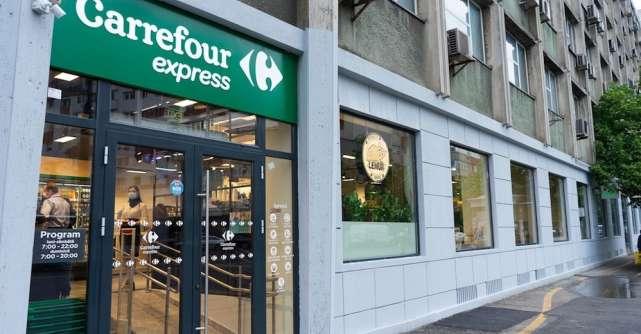 Carrefour și Bringo ajung acum în 30 de minute la orice adresă din București și Iași