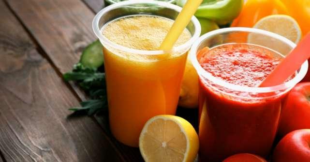 Despre detoxifiere si sucuri naturale. De ce nu sunt bune sucurile de fructe?