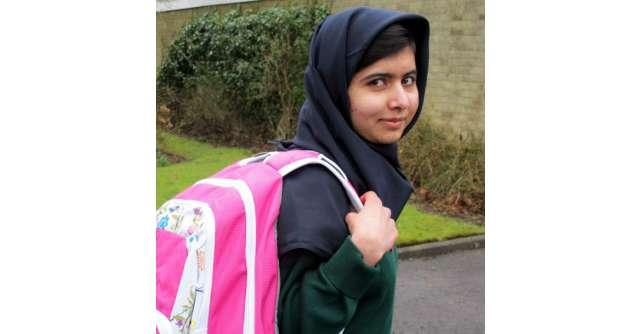 Eu sunt Malala! Povestea cutremuratoare a fetitei de 17 ani, castigatoarea Premiului Nobel pentru Pace