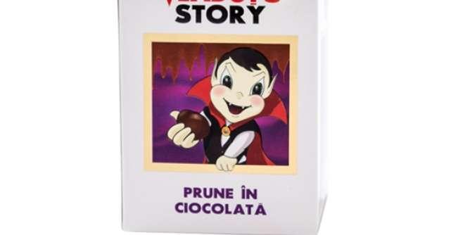 Descoperiti prunele in ciocolata de la Vladut's Story - o incantare dulce pe gustul tuturor!
