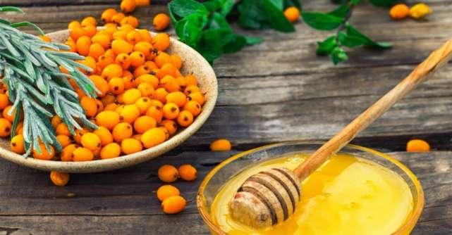 Ce efecte are, de fapt, consumul de catina cu miere