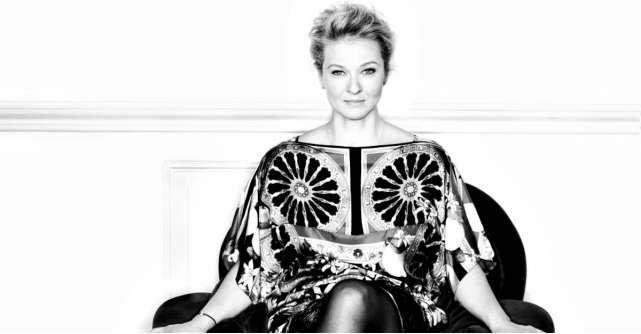 Mona Nicolici: 'Visati mare, traiti frumos, aveti curaj si nu va mai amanati fericirea'