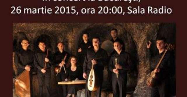 The Gurdjieff Folk Instruments Ensemble concerteaza in Romania