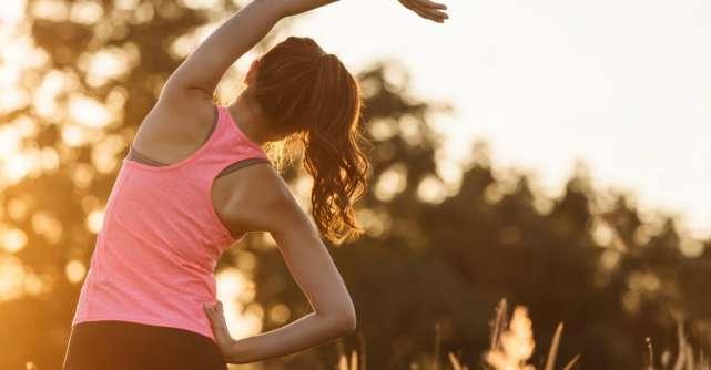 Primăvara aceasta dedică mai mult timp activităților fizice