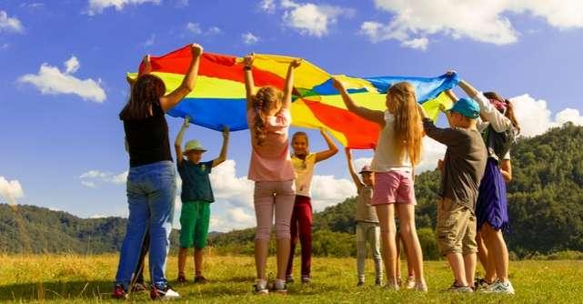Tipuri de jocuri și stadii ale jocului la copii