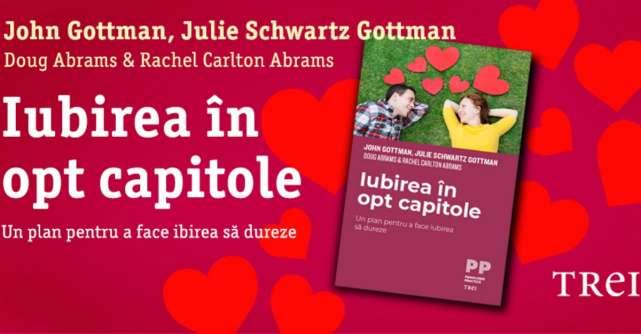 """Cum poate o întâlnire romantică pe săptămână să crească apropierea emoțională în cuplu, în """"Iubirea în opt capitole"""""""
