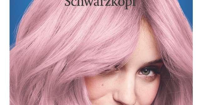 Vopseaua de păr semi-permanentă, recomandată în anotimpul călduros