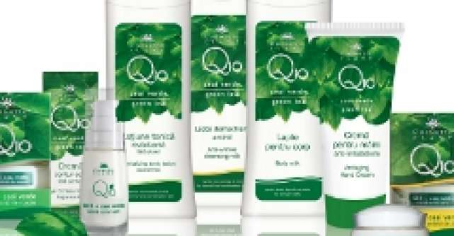 Cosmetic Plant isi largeste gama produselor pe baza de coenzima Q10 si ceai verde