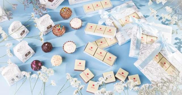 Cadouri dulci din ciocolată belgiană  de la Chocolissimo pentru evenimente speciale