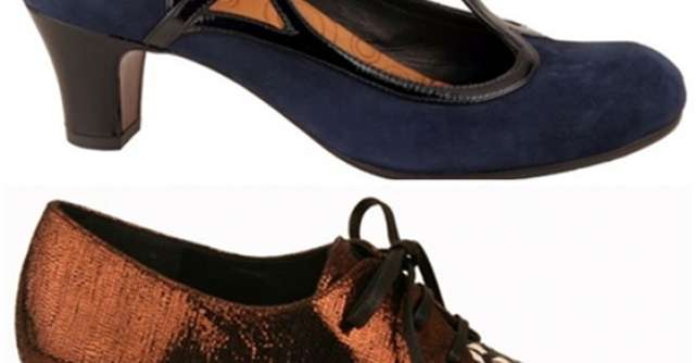 Pantofii Chie Mihara la Experiment Point
